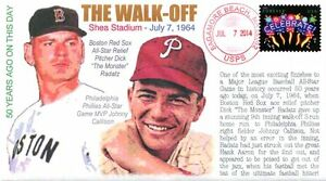 COVERSCAPE computer designed 50th anniversary All-Star game Walk-Off HR cover