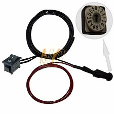 Drehzahlbegrenzer Kippschalter DZB Blackbox Yamaha Aerox 50 AC LC, Axis 50 usw.