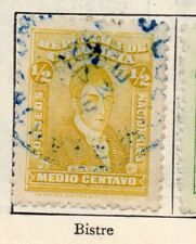 Colombia 1917 Early Issue Fine Used 1/2c. 301068