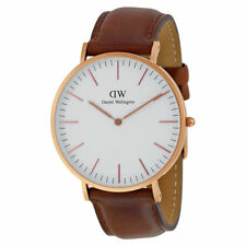 Daniel Wellington St Mawes 40mm Classic Styled Watch 0106DW