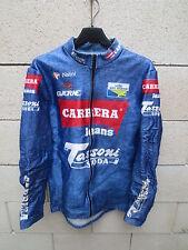 VINTAGE Veste cycliste CARRERA JEANS TASSONI Nalini jacket giacca belu 3