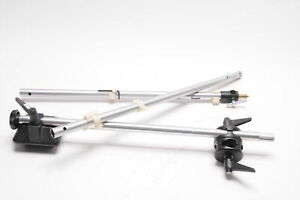 Bogen 3085 3385 Boom Arm w/Weight Manfrotto 024B #970