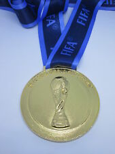 BRAZIL 2014 WORLD CUP FIFA - GOLD MEDAL REPLICA