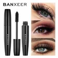 BANXEER Magic 4D Silk Fiber Eyelash Mascara Extension Long Lasting Eye Lashes