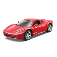 Ferrari 458 Italia 1:32 Scale Diecast Model Kit Burago 45206
