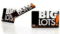 BIG LOTS 15% COUPON CODE /  Expiry -  9/30/20/ In-Store only / Fast Delivery !
