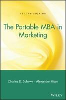 NEW - The Portable MBA in Marketing