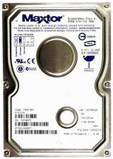 "Hard Disk 80GB HDD Maxtor DiamondMax Plus 9/10 ATA/133 IDE PATA 3,5"""