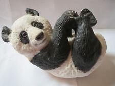 LENOX Smithsonian Institute PANDA BEAR CUB Fine Porcelain - Made in Malaysia