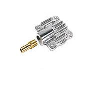 Empi 00-9226-0 Aluminum Full Flow Oil Pump Cover - VW Beetle/Sandrail/Baja