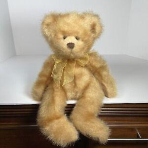 "RUSS Bears from the Past PENNINGTON THE TEDDY BEAR 14"" Plush STUFFED ANIMAL"