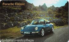 Porsche 993 Frühstücksbrett Classic  Größe: 23,3 x 14,4 cm