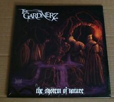 THE GARDNERZ The System of nature Made in EUROPE LP Vinyl SEALED Doom Metal 2011