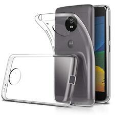 Soft TPU Silicon Crystal Clear Gel Back Case Cover Motorola Moto G5 Plus 2017
