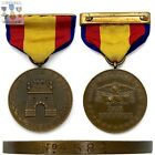 Nọ 4582 U.S. ARMY SPANISH CAMPAIGN MEDAL SGT. ROY M. THOMPSON NUMBERED RESEARCHOriginal Period Items - 10952