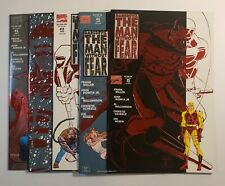 Daredevil The Man Without Fear #1-5 Complete Set High Grade NM Marvel 1993