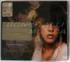 STEVIE NICKS - CRYSTAL VISIONS... THE VERY BEST OF CD + DVD Sigillato Special Ed