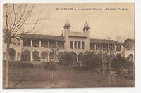 Vintage French Postcard - Grasse, France, Town Hospital. 1900s - 10s (VG Cond.)