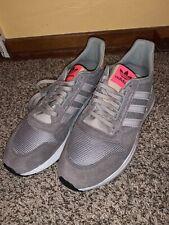 NEW Adidas Originals ZX 500 RM Shoes BD7859 Simple Light Brown White Men Size 11