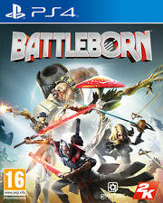 Battleborn D1 Day One Edition PS4 Playstation 4 IT IMPORT TAKE TWO INTERACTIVE
