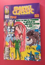 MARVEL CLASSIC - THOR - 2 H - PANINI COMICS - ANNEE 2011 - VF - M04862