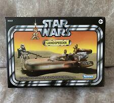 Star Wars, The Vintage Collection,TVC,Landspeeder Vehicle. Brand New, Sealed!