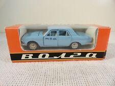 1:43 USSR GAZ 2401 TAXI WITH BOX 1984