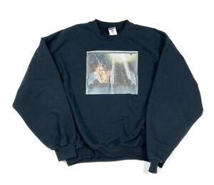 VTG Heaven & Hell Escalator Graphic Pullover Sweatshirt 90s Skate Aesthetic XL