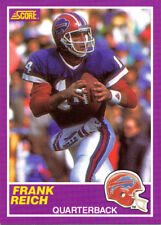 SCORE-UPDATE Frank Reich RC COLTS BILLS PANTHERS JETS TERPS Maryland TERRAPINS