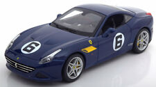 1:18 Bburago Ferrari California T The Sunoco blue