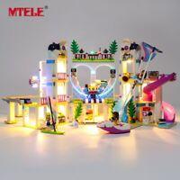 LED Light Up Kit For LEGO 41347 Friends Series Heartlake City Resort Lighting