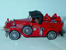Matchbox MOY FIRE ENGINE SERIES MODEL A BATTALION CHIEF TRUCK -Red, 1/43 MIB