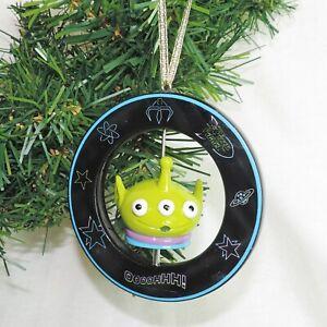 DISNEY Weihnachts Ornament * ALIEN Toy Story * Spinner Xmas Christbaumschmuck