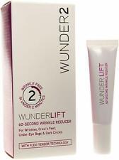 2 x WUNDERLIFT 60 Second Wrinkle Reducer Anti Aging Wrinkle Serum-Wunder2