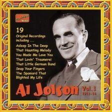 Al Jolson - Vol. 1 [New CD] Germany - Import