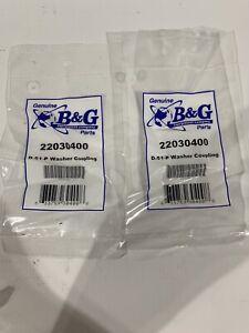 B&G Hose Coupling Washer Part D-51-P For B&G Sprayers B&G Sprayer Repair  2 Pack