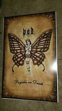 P.O.D.-Payable-On-Death-1 Poster-2 Sided-11X17 Inches-Nmint
