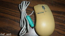 Microsoft X03-68760 IntelliMouse 1.1A PS/2 Compatible Mouse