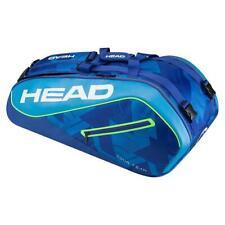 Head Tour Team Supercombi 9 Racquet Bag for Tennis, Squash, Badminton - Reg $85
