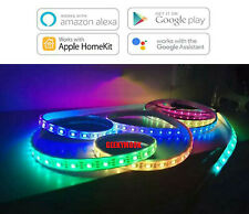 5M Lightstrip Smart Kit - Works with Philips Hue - IKEA Tradfri - Amazon Alexa