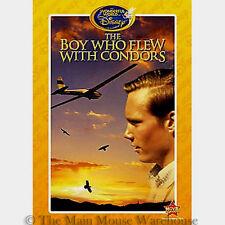 Wonderful World of Disney The Boy Who Flew With Condors Rare Disney Plane DVD
