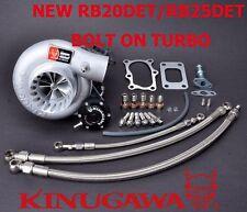 "Kinugawa Turbo for Bolt-On 3"" Anti Surge RB20DET RB25DET TD06H-20G T3 10cm"