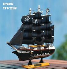 Pirates Of The Caribbean The Black Pearl Ship Toys Christmas gift