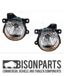 +FITS HONDA  CR-V MK4 FRONT FOG LAMP & BULB FITS RH & LH (PAIR) TFL5020 X 2