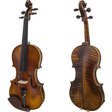 SKY Guarantee Mastero Sound Professional Hand-made 4/4 Acoustic Violin Two Piece