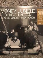 DUKE ELLINGTON CHARLES MIGNUS MAX ROACH 'MONEY JUNGLE' LP VINYL DOL RECS  - NEW