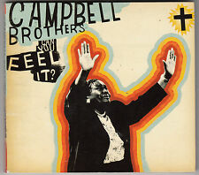 CAMPBELL BROTHERS - can you feel  it CD