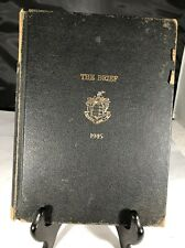 The Brief 1945 Yearbook - The Choate School, Wallingford Connecticut CT