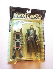 Metal Gear Solid OCELOT REVOLVER Action Figure Konami McFarlane