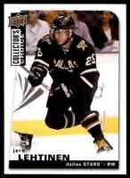 2008-09 Upper Deck Collector's Choice Jere Lehtinen #79